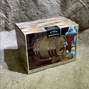 Studio Mercantile Whiskey Barrel
